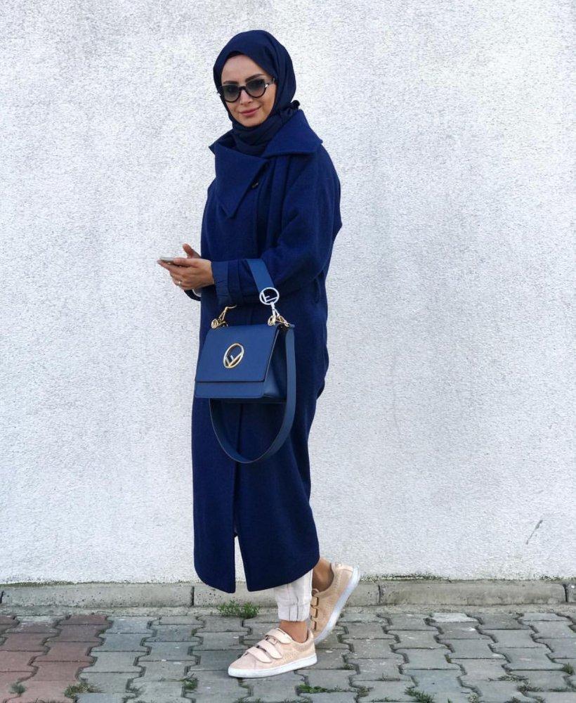 296eb4257 تألّقي بأجمل لبس محجبات كاجوال شيك! - مجلة هي