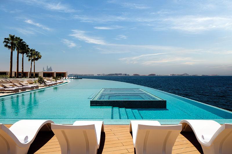 برج العرب جميرا.. أفضل فندق في العالم والشرق الأوسط - مجلة هي