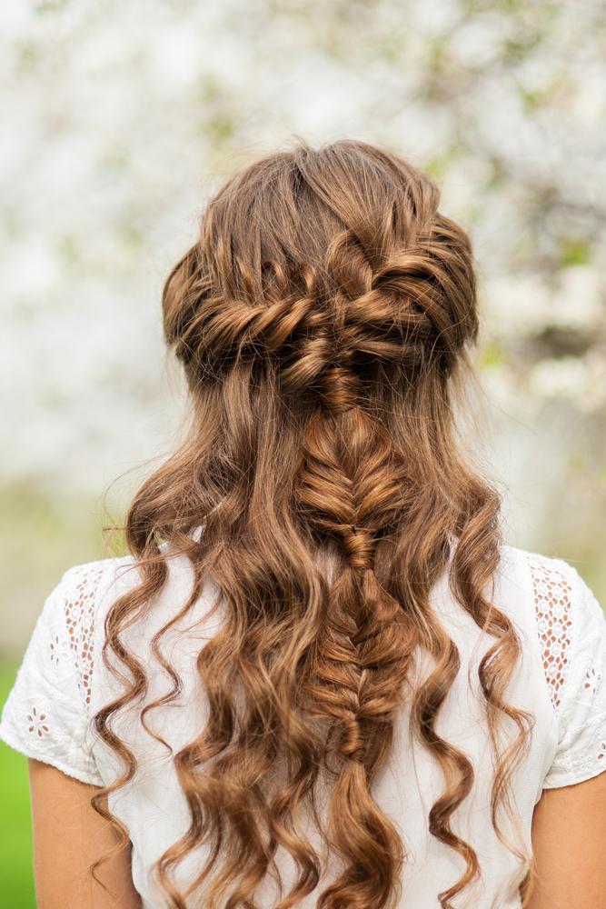 15 طريقة لعمل تسريحات شعر الضفيرة لاطلالة جذابة