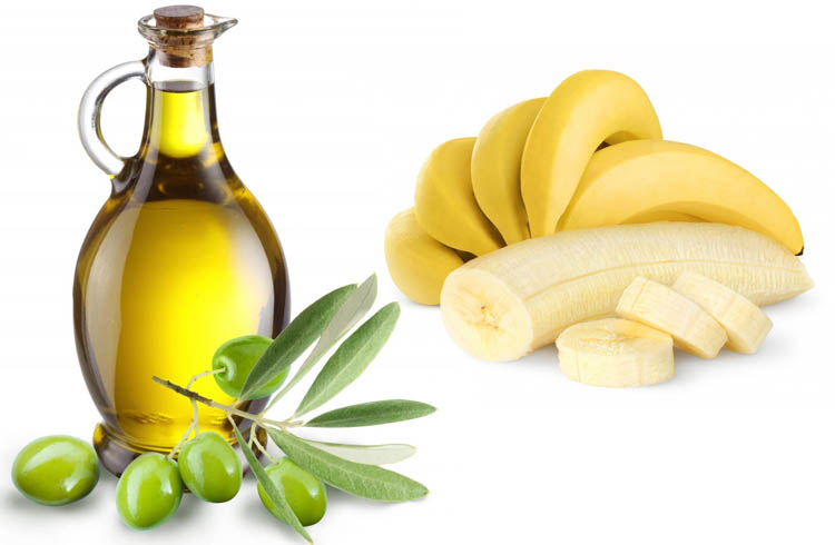 Banana Hair Mask For Dull And Damage Hair