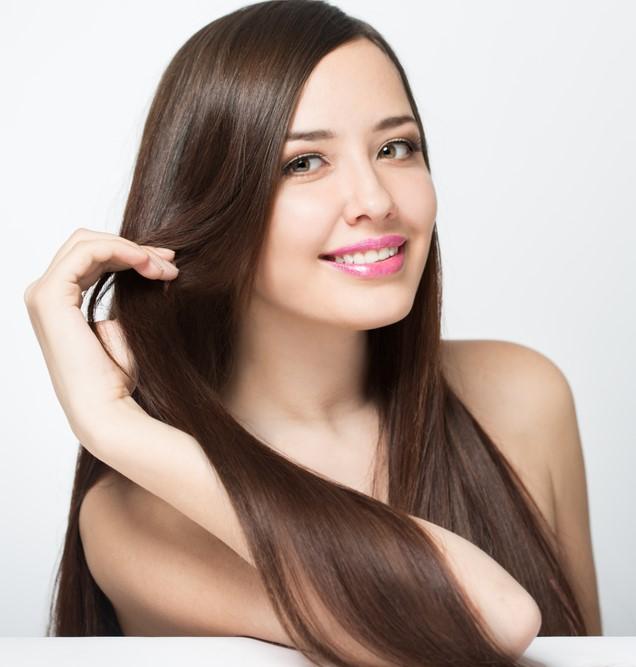 نصائح جمالية للحصول على شعر صحي لامع
