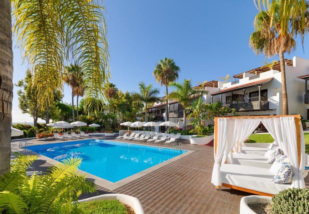 فندق جاردين تيسينا Hotel Jardín Tecina