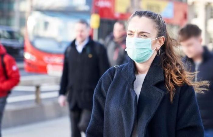 ارتفاع أعداد الإصابة بفيروس كورونا في العالم