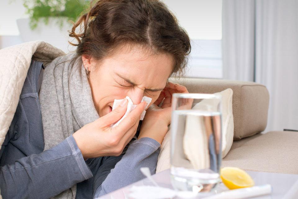 تخوف من الاصابة باعراض مشابه للانفلونزا بعد أخذ اللقاحات
