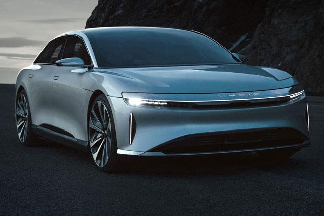أسرع السيارات الكهربائية في العالم مجلة هي