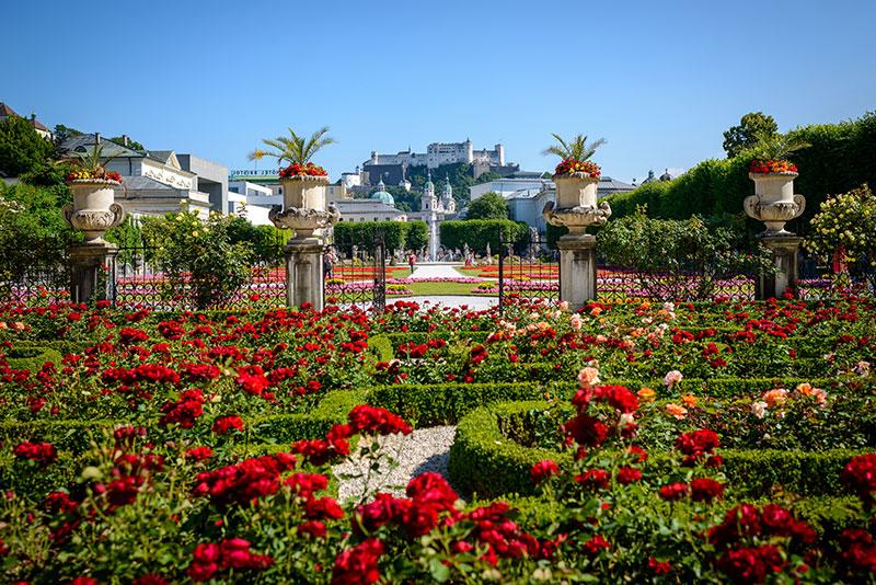 سالزبورغ .. مدينة رومانسية بأحضان طبيعة خلابة وموسيقى موتسارت ..
