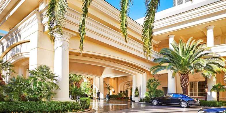 فندق فور سيزونز لاس فيغاس Four Seasons Hotel Las Vegas