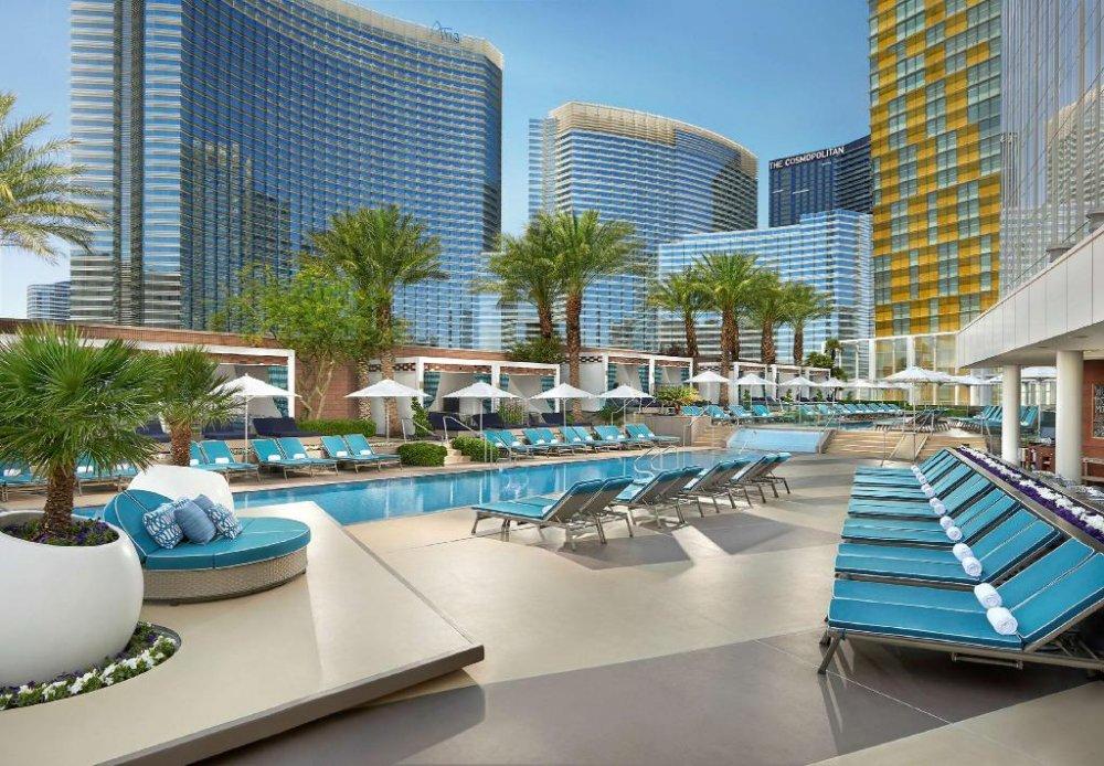 والدورف أستوريا لاس فيغاس Waldorf Astoria Las Vegas