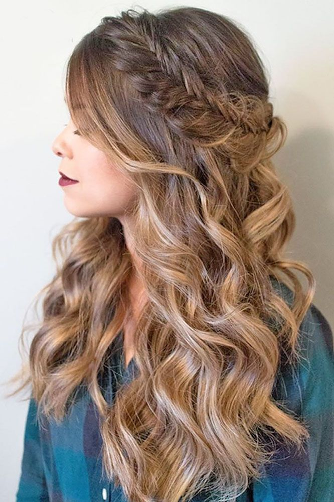 Curls Hairstyles and easy for you