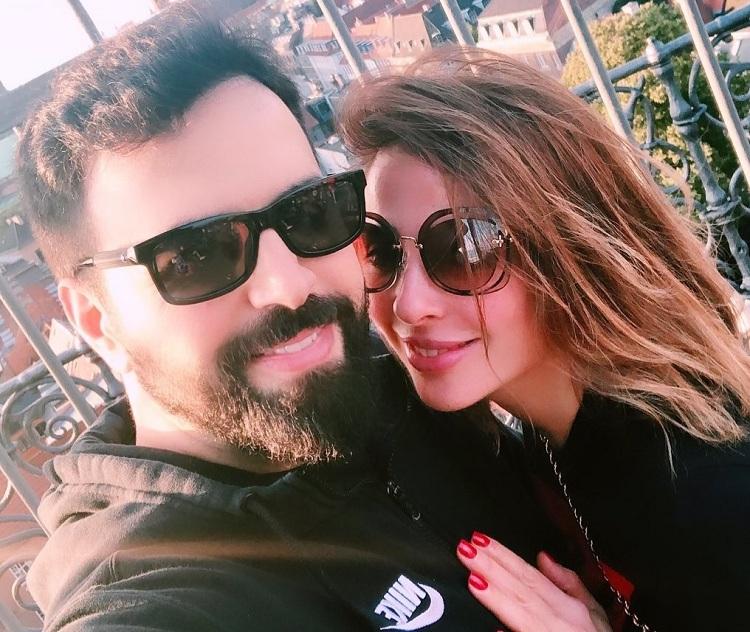 رومانسية تيم حسن و وفاء الكيلاني تشعل الانستغرام - مجلة هي