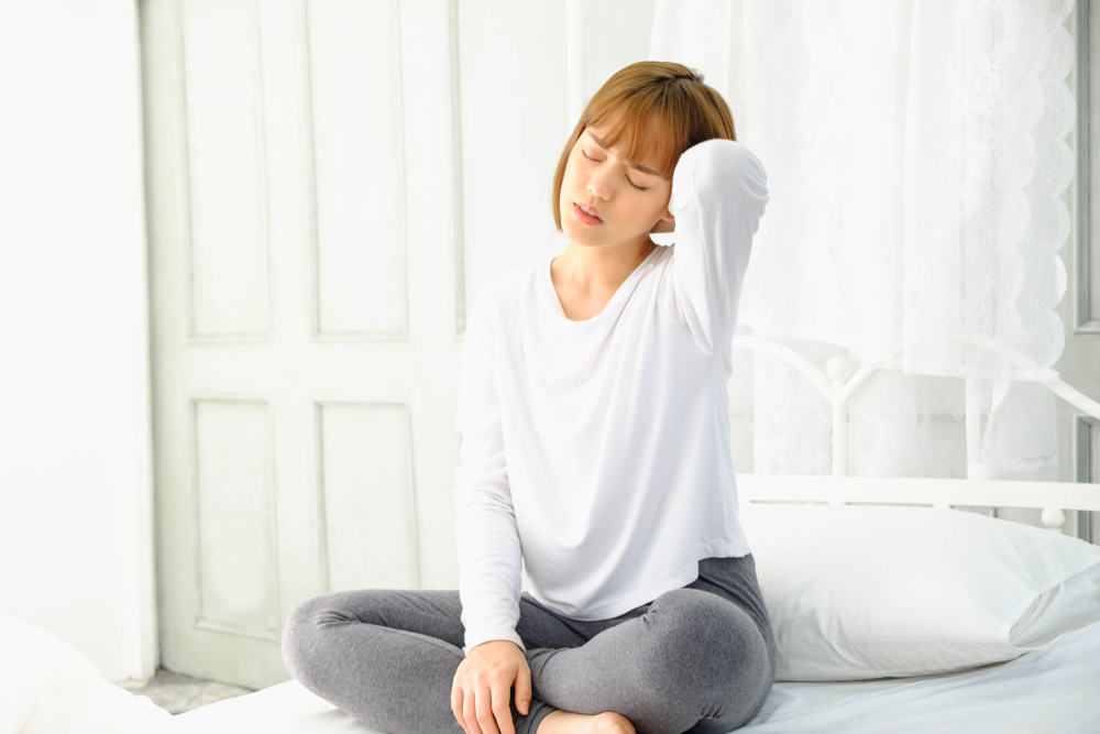 اضرار الرياضة قبل النوم مرتبطة بالوقت ونوع التمارين وليس غير ذلك