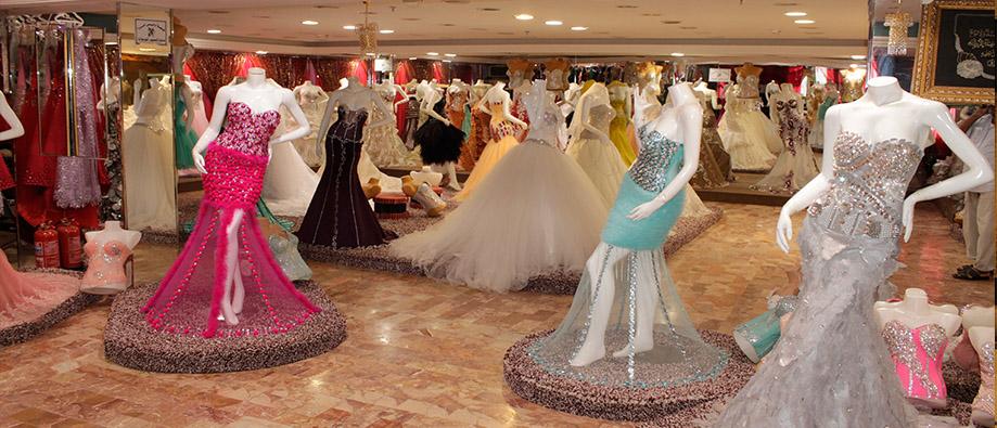 430932869 أهم متاجر فساتين السهرة في مدينة جدة - مجلة هي