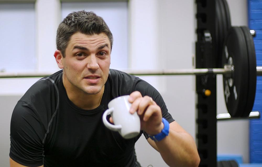 تناول القهوة قبل التمرين يعزز أداءك الرياضي