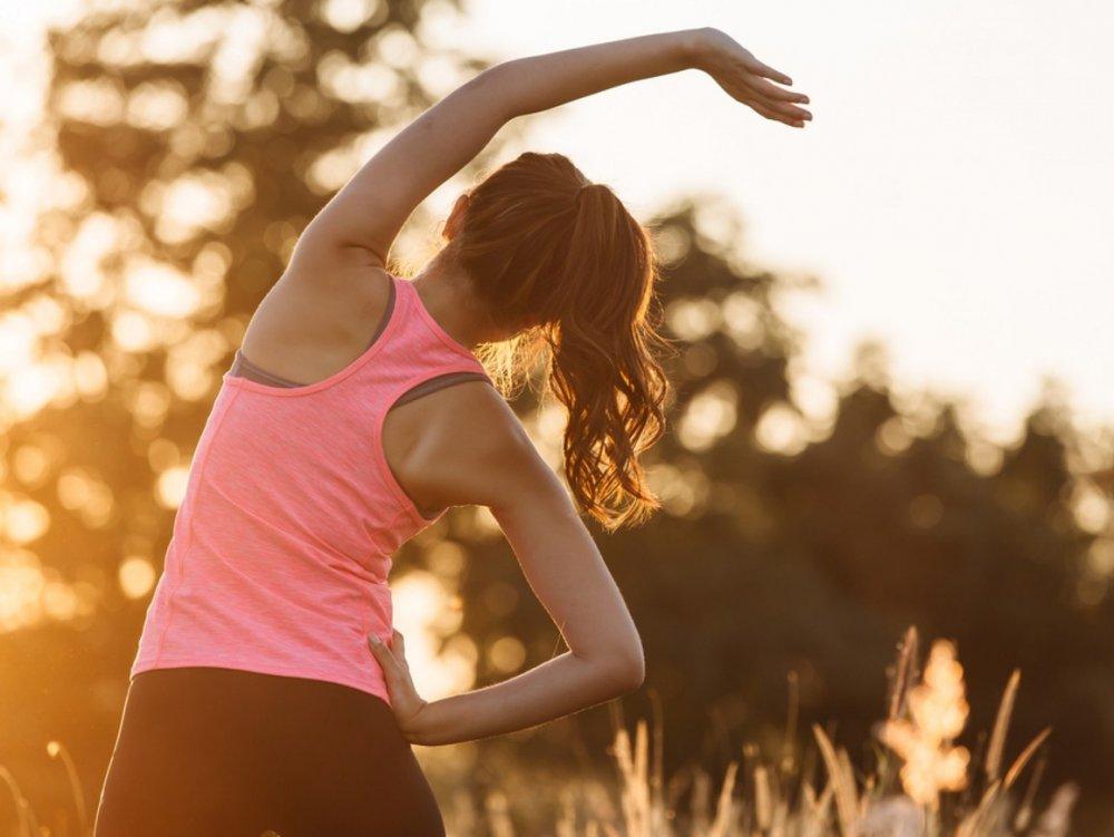 التمارين الرياضية الصباحية تساعد على زيادة الوزن بطريقة صحية