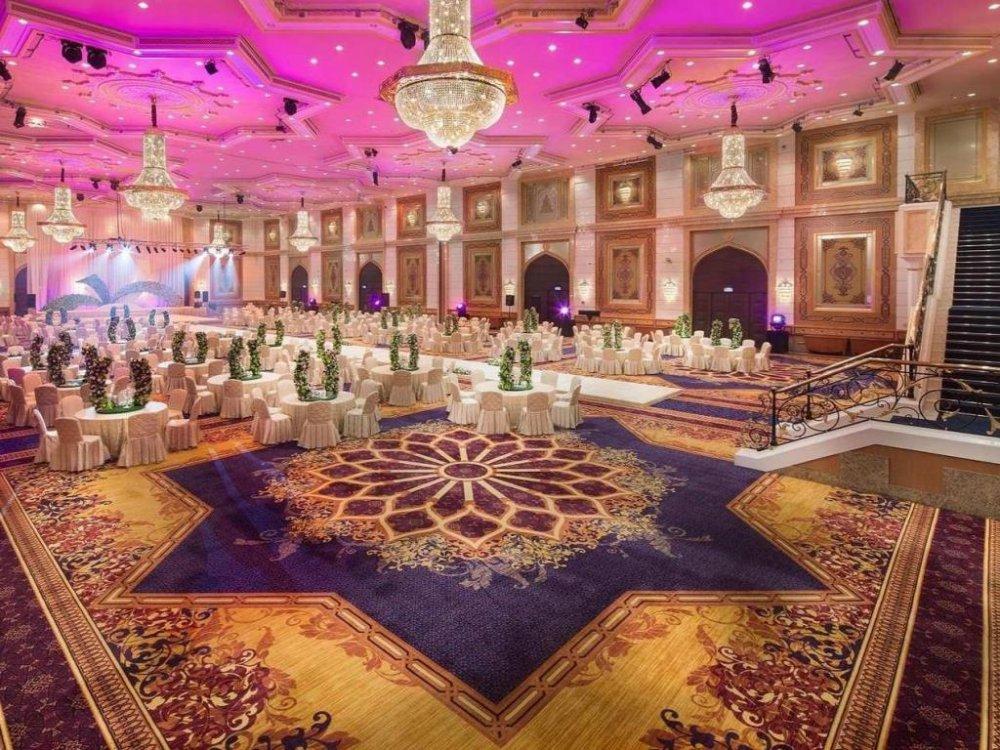 اجمل قاعات الافراح في جدة