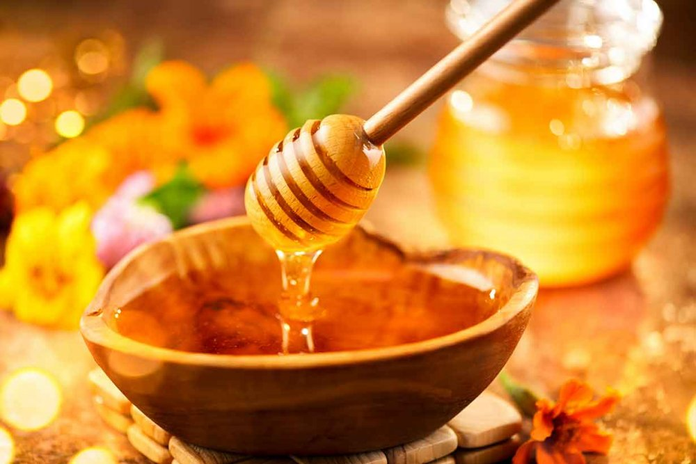 العسل يخفف من السعال المرافق للبرد والانفلونزا