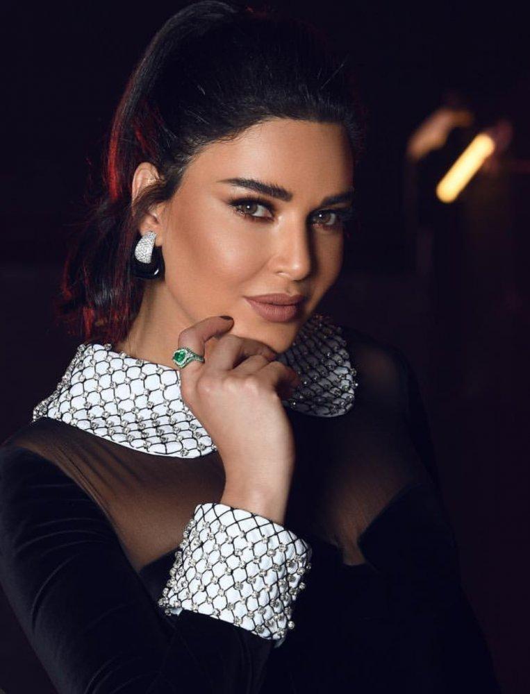 f709a491fda6d أجمل رسمات مكياج سيرين عبدالنور بطلة مسلسل الهيبة في رمضان 2019 ...
