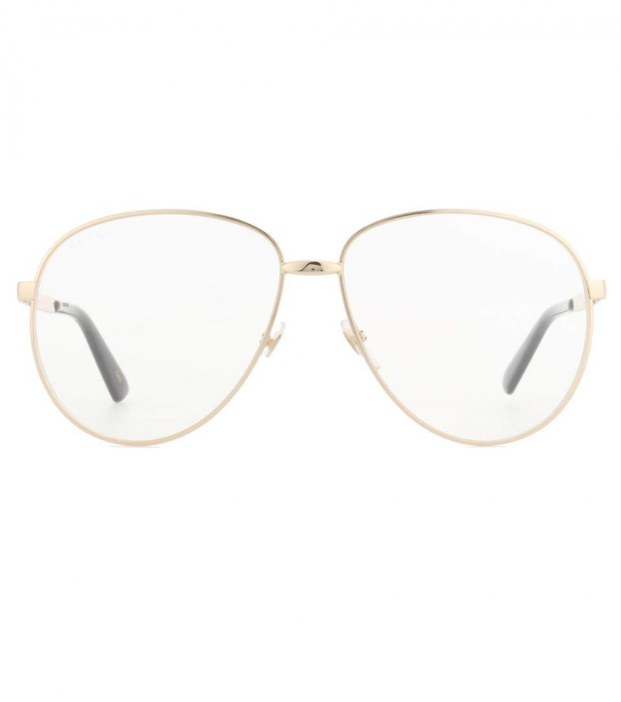 dcf6fd57d النظارات الشمسية ذات العدسات الشفافة موضة صيف 2017 - مجلة هي