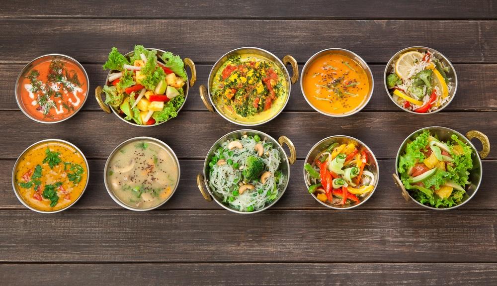 وصفات طبخ اكلات هندية للنباتيين