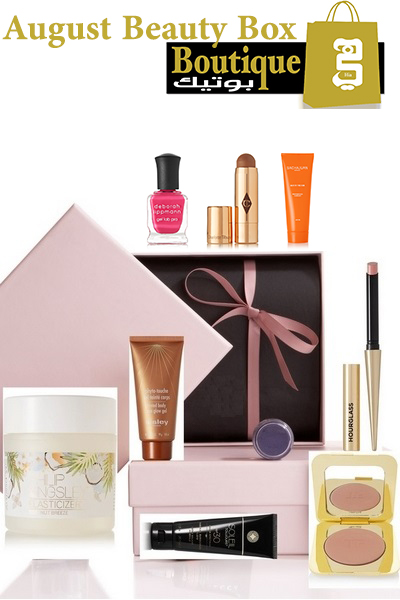 Beauty Box شهر اغسطس.. مستحضرات لا غنى للشاطئ والسفر