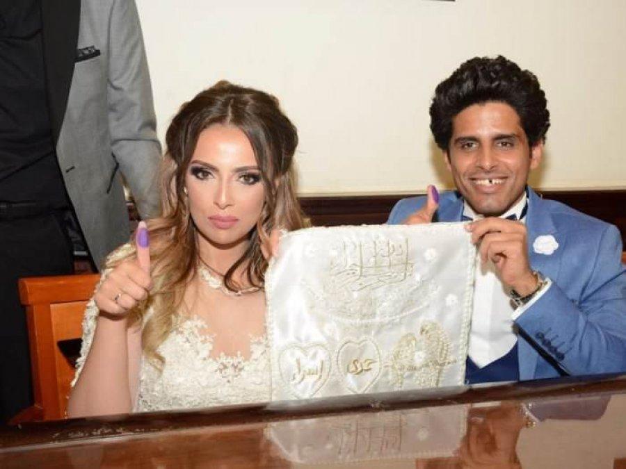 أبرز النجوم العرب الذين ودعوا العزوبية في العام 2017 - مجلة هي