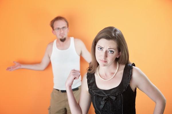 المجادلة ترفع ضغط المرأة