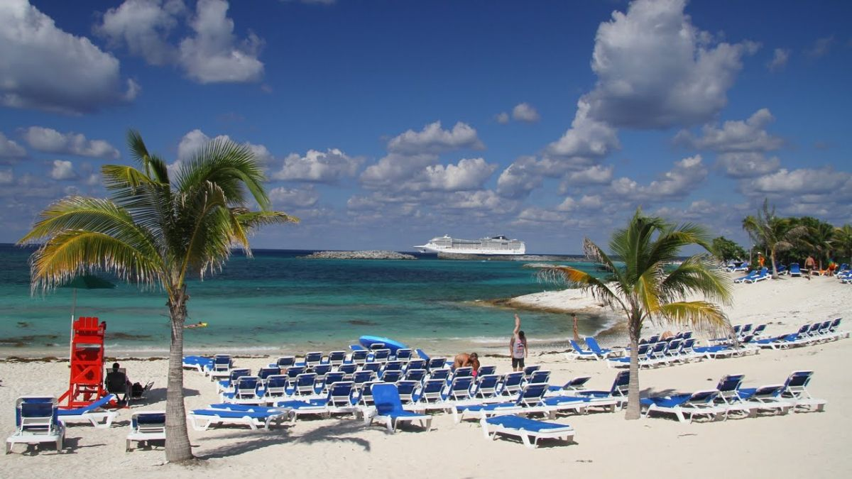 Norwegian Cruise Line Great Stirrup Cay, Bahamas