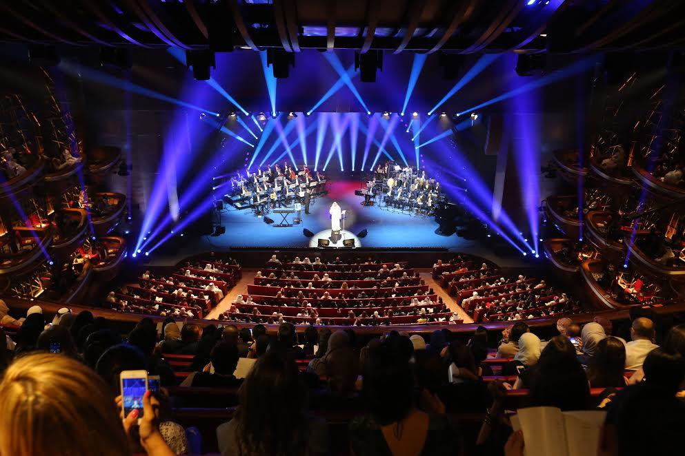 حسين الجسمي في أوبرا دبي