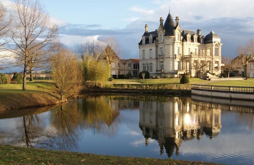 قصرك الجميل في Chateau Grand Barrail