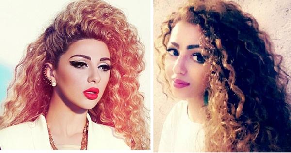 ميريام فارس و مها العبدالله
