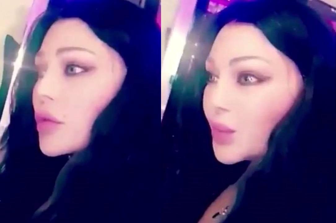 e103094b92afc صورة مقربة لوجه هيفاء وهبي تضعها في مأزق! - مجلة هي
