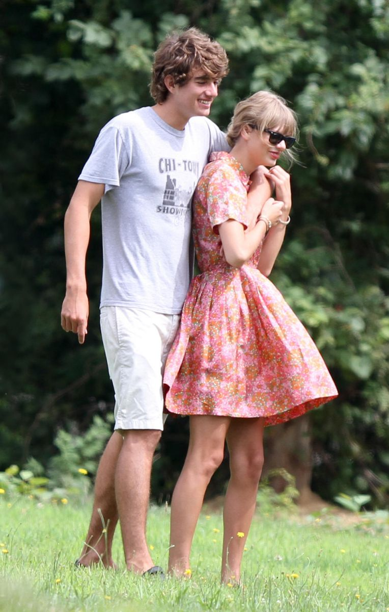 Conor Kennedy and Taylor Swift