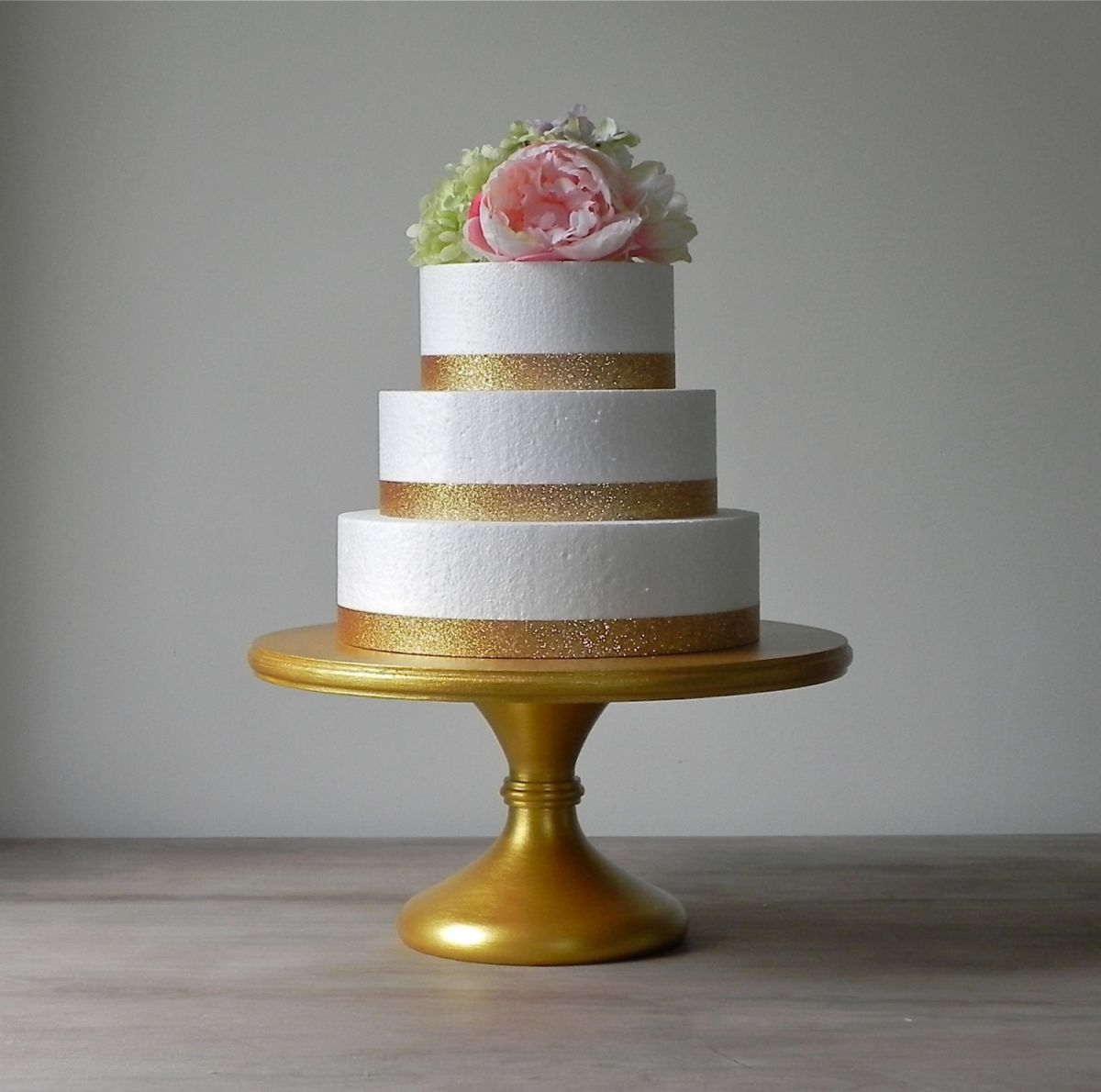 Wedding Cake Stand-ins