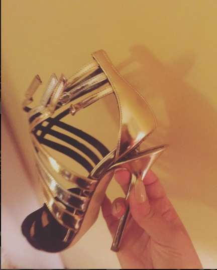 حذاء نيكول سابا