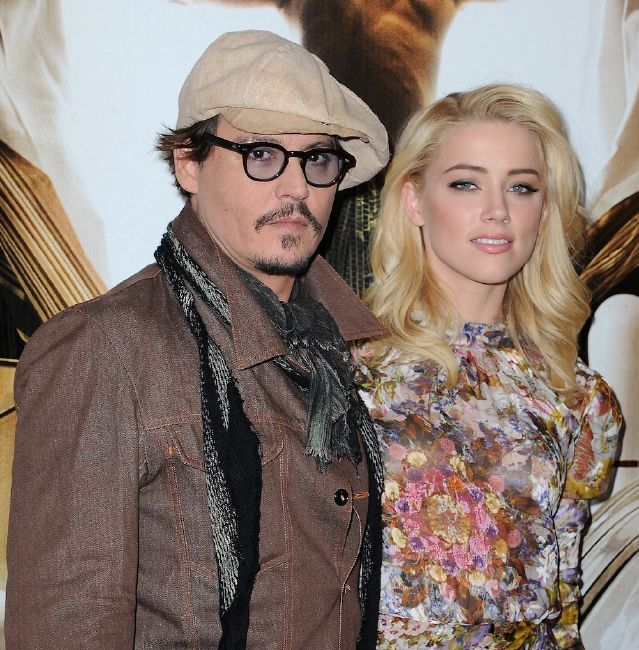 Amber Heard is pregnant with Johnny Depp