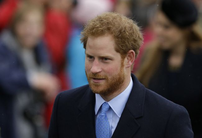 Prince Harry is moving to America