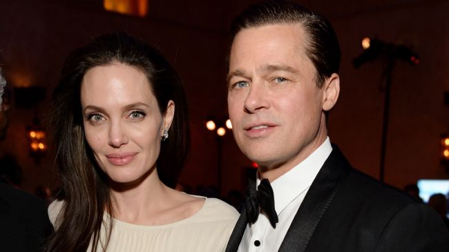 Brad Pitt cheated on Angelina Jolie with his Allied costar Marion Cotillard