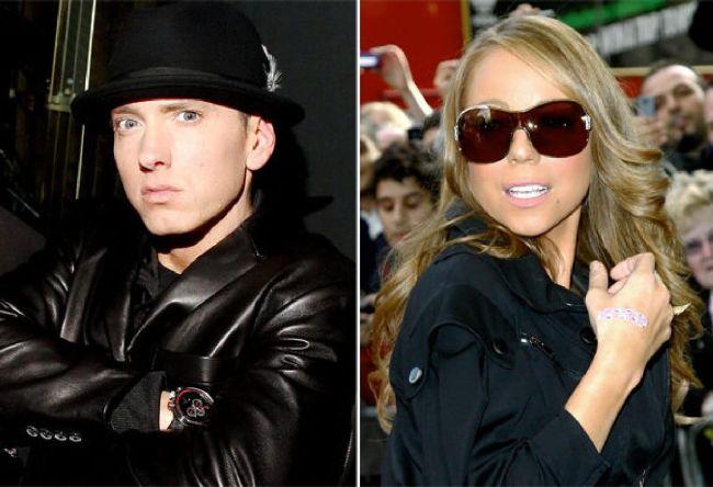 Mariah Carey and Eminem