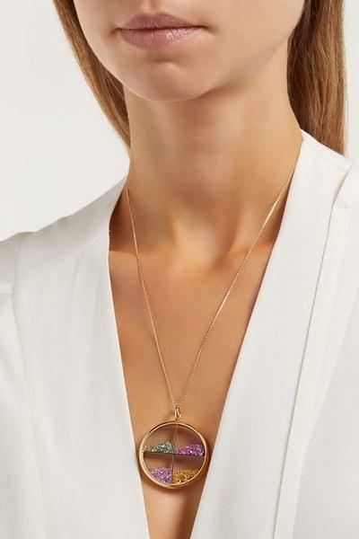 تسوقي مجوهرات ملونة لاطلالة صيفية مشرقة