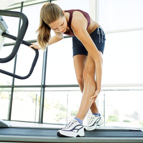 تخلصي من آلام العضلات جراء التمارين الرياضية